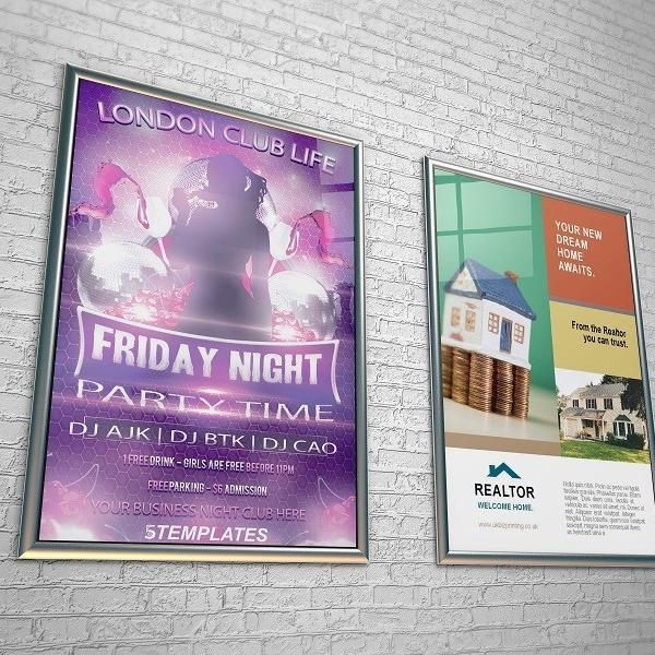 40 x 30 250gsm Silk Posters